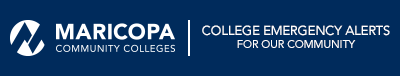 Maricopa Colleges Community Opt-In Portal